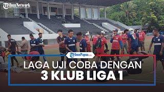 Jelang AFC Cup, Persipura Jayapura Persiapkan Laga Uji Coba dengan 3 Klub Liga 1