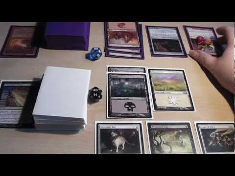 How to play Magic the Gathering Part 1