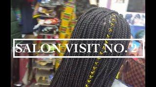 Episode 59 | Salon Visit No. 02 - Good Lady African Hair Braiding
