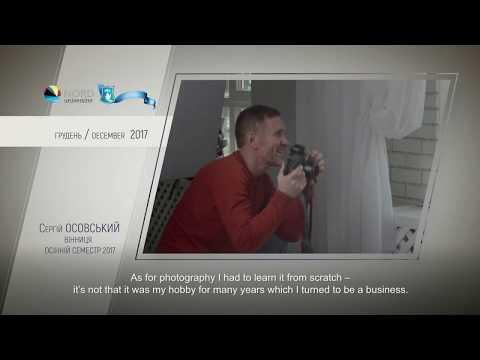 Video feedback of Sergii Osovskyi, graduate of the Ukraine-Norway project