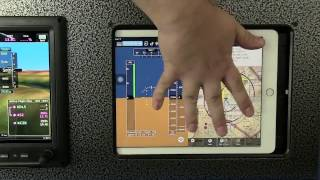 Guardian Avionics iFDR Panel Mounts for iPad and iPhone - Product Overview