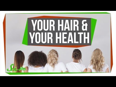 5 Ways Your Hair Can Reveal Something About Your Health