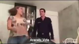 La Doña  Detrás De Cámaras Con Danna Paola  😂😂😂