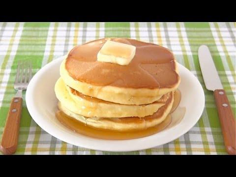 Video Hot Kue (Jepang Pancakes)