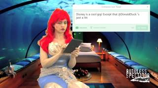Tweets of The Rich & Famous: Ariel #11