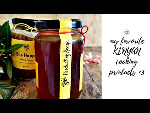MY FAVE KENYAN COOKING PRODUCTS!   KALUHI'S KITCHEN