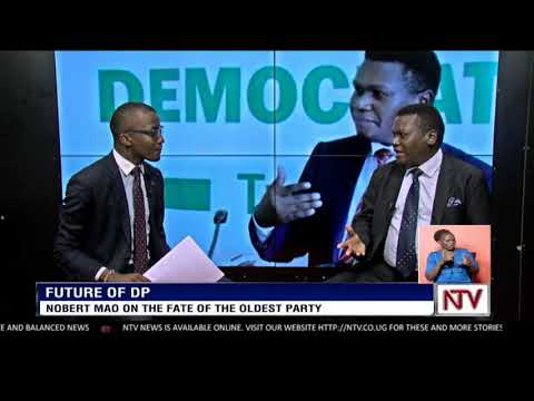 Nobert Mao on the fate of DP | NEWSNIGHT