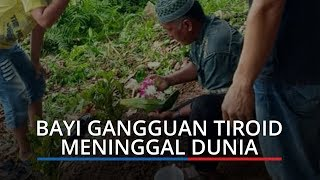 Kabar Duka, Bayi Gangguan Tiroid Meninggal Dunia Usai Tiga Hari di NICU RS Bhayangkara Padang