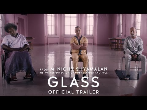 Glass | Latest Hollywood Movie 2019 Starring James McAvoy, Bruce Willis