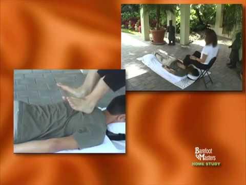 Fijian Barefoot Deep Tissue Massage Home Study Online - YouTube