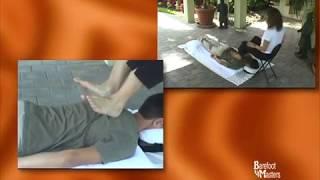 Fijian Barefoot Massage
