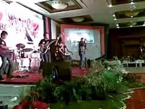 Festival Band Se-KanWil BRI Semarang @Hotel Patrajasa.. #1