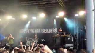 Apoptygma Berzerk - Non-Stop Violence @ Amphifestival 2014-07-27