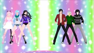 aphmau animation dance timber - TH-Clip