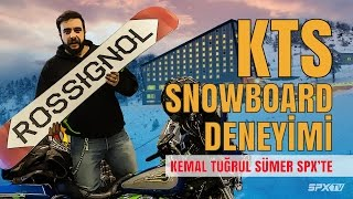 Snowboard'a Başlıyorum! - Kemal Tuğrul Sümer SPX'te I SPXTV
