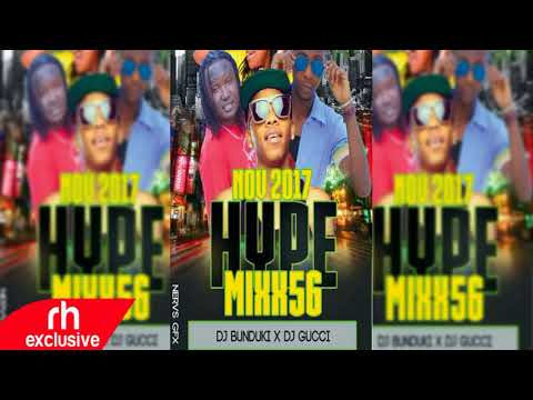 DJ Bunduki And DJ Gucci Hype 56 Mix NEW Naija