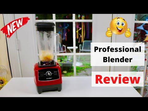 😍 NUTRIMAX 2200 Watt 2 Liter Commercial Blender – Review ✅