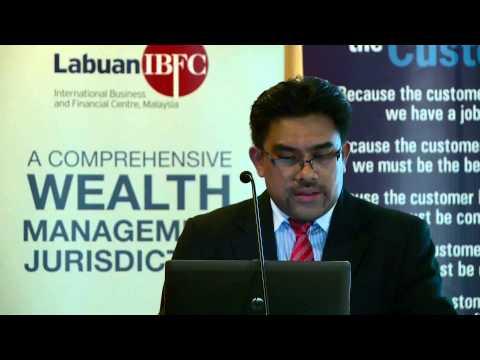 Labuan Trust Company & Wealth Management Structure, Rumaizi Mohd Tejeri