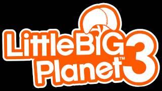 Little Big Planet 3 Soundtrack - Tashaki Miyaki - I Only Have Eyes For You (Extended Mix)