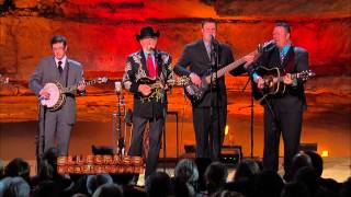 "Doyle Lawson and Quicksilver's ""Blue Train"" on Bluegrass underground"