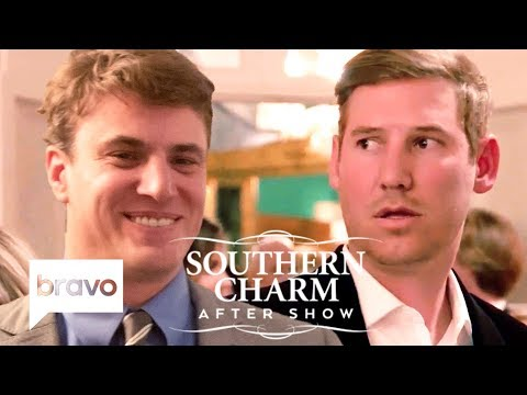 Shep Rose Ambushes Austen Kroll With 'Threesome' Ladies | Southern Charm After Show Pt 2 (S6 Ep14)