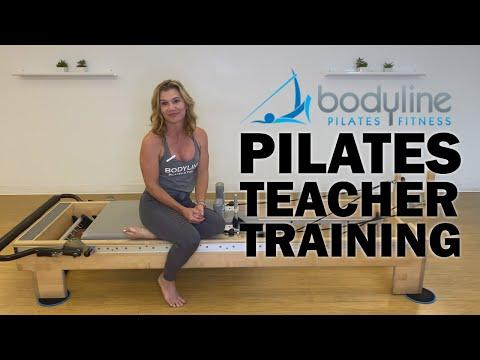 Pilates Teacher Training Information from Bodyline Pilates - YouTube