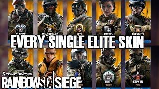 Elite Skin Squad: Wallet Warriors - Rainbow Six Siege