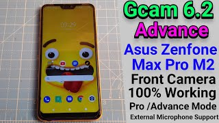Zenfone Max Pro M2 73 64MB DHAMAKA update Review   GCAM 6 2