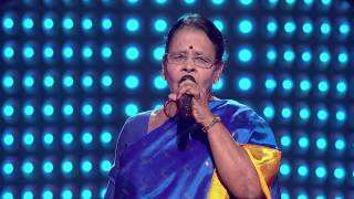 The Voice India - Chandra Subramaniam Performance in