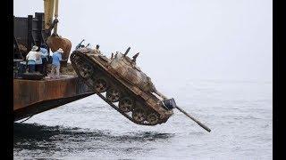 此国半价进口中国坦克击退越南 前两年却将它们扔进了大海!
