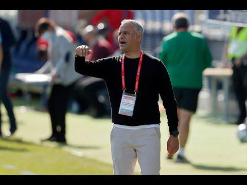Pellicer destaca la actitud del Málaga porque el Granada es un rival que