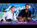 Ethan Payne: Kid Gets His WISH Duet With Luke Bryan...Again! | American Idol 2019