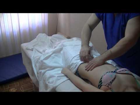 Часть 5. Классический массаж. Массаж грудной клетки. Массаж живота.