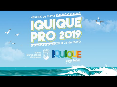WSL HEROES DE MAYO IQUIQUE PRO 2019 DIA 04