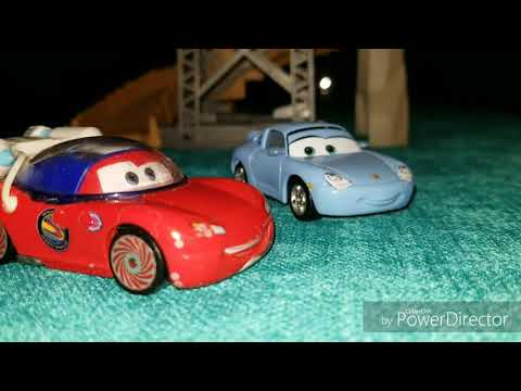 Cars Keden Lighting McQueen  Dream.  I Don't Have Any  Right To The Music 🙂