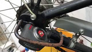 Fahrrad Nabenschaltung Einstellen SRAM SPECTRO S7 Ab Bj. 2003 Anleitung