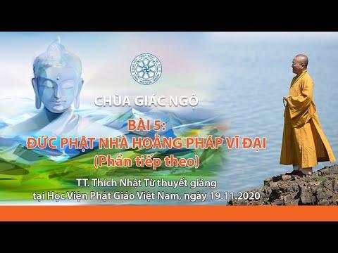 Đức Phật - Nhà hoằng Pháp vĩ đại l Sư phạm hoằng pháp (Phần tiếp theo)