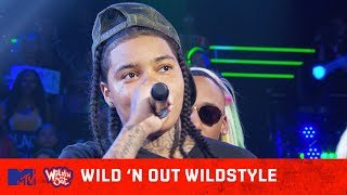 Young M.A & Erica Mena Go At It w/ Nick & The Red Squad 🔥 | Wild 'N Out | #Wildstyle