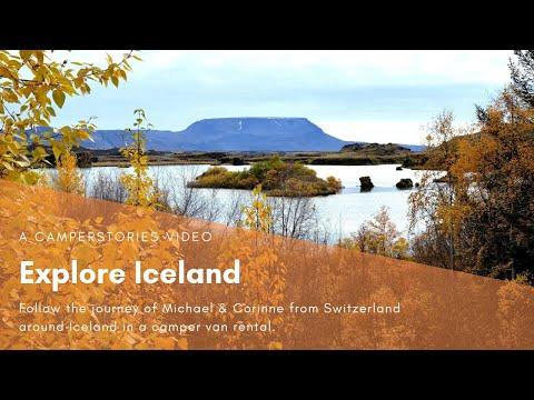 Explore Iceland - CamperStories