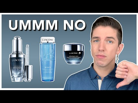 The Truth About Lancôme Skin Care