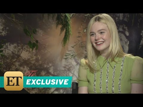 EXCLUSIVE: Watch Elle Fanning Adorably Rate Colin Farrell's Kissing Skills