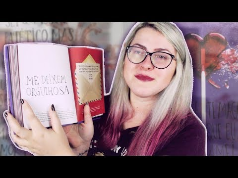 O livro das ÚLTIMAS MENSAGENS RECEBIDAS ?