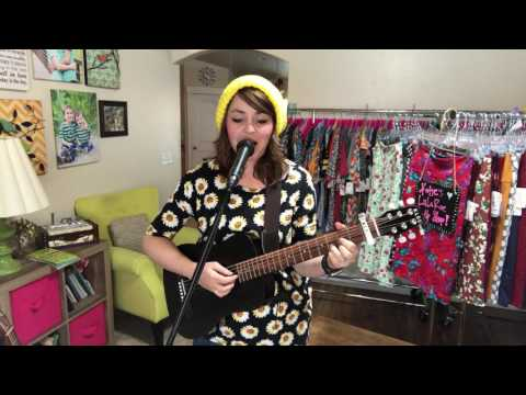 Electric Acoustic Klos Guitar Review by Katie Higley