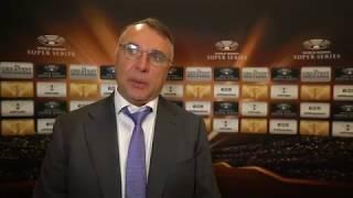 Эгис Климас об участии Александра Усика в  WBSS