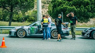 Caught At 215 MPH! Final Day Of Gumball 3000