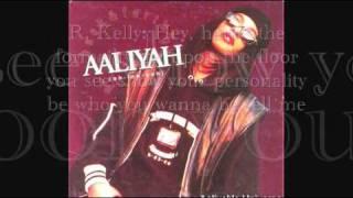 Aaliyah-Back & Forth (lyrics)