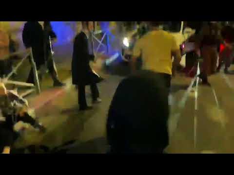 שוטר סמוי תועד מטיח חרדי על הכביש • צפו
