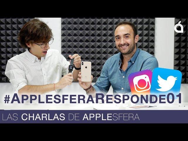 Unboxing iPhone XS Max y Apple Watch Series 4 + Preguntas y Respuestas | Las Charlas de Applesfera