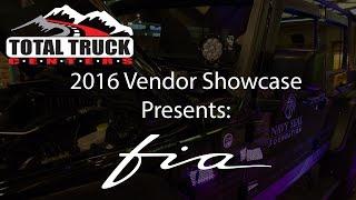 2016 Total Truck Centers™ Vendor Showcase presents: FIA