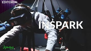 Inspark: Conoce el primer parque de realidad virtual en la Ciudad de México
